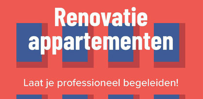Appartement renoveren?